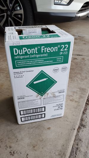 DuPont R22 Freon Gas for Sale in Lansing, IL