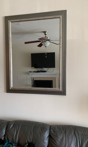 Decorative wall mirror for Sale in Chester, VA