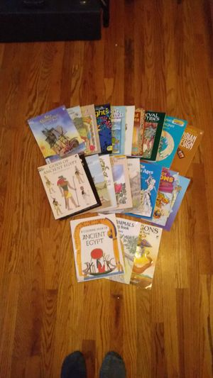 Dover coloring books lot for Sale in Chicago, IL