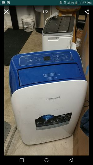 Portable AC unit with optional controlled de humidifier option built in $190 for Sale in Austin, TX