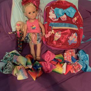 JoJo Bows, Dolls, Bp Etc!!! JoJo Siwa for Sale in Albuquerque, NM