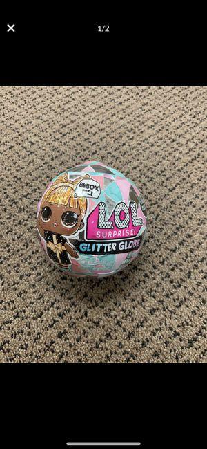 LoL doll Surprise Glitter Globe Winter Disco for Sale in Tempe, AZ