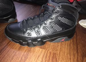 "55481d83378b73 Jordan retro 9 ""bred"" Size 9.5 no box for Sale in Jonesboro"