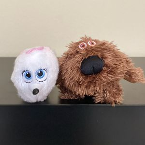 The Secret Life of Pets McDonald's Happy Meal Toys | Duke and Gidget | 2016 Collection for Sale in Renton, WA