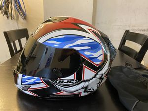 HJC Ben Spies Replica Helmet ( Elbowz 2) for Sale in New York, NY