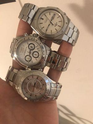 Bulova, Seiko, Invicta Watches for Sale in Arlington, VA