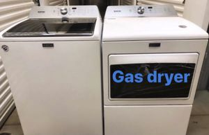 Maytag a washer and gas dryer for Sale in Chandler, AZ