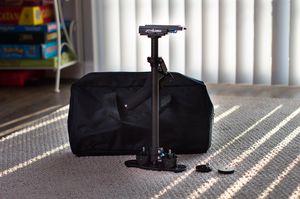 YELANGU S60T DSLR Carbon Fiber Handheld Camera Stabilizer for Sale in Raleigh, NC