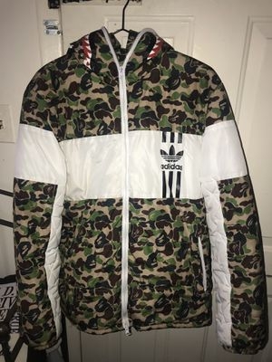 Bape Coat SzXl Fits Smaller for Sale in New York, NY