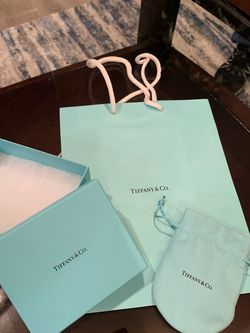 Tiffany Pouch, Box And Bag for Sale in Menifee,  CA