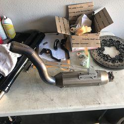 06 07 Suzuki GSXR 600 750 Fmf Slip On Exhaust for Sale in Garden Grove,  CA