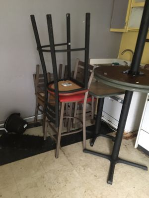 Table and chairs $150. As pictured for Sale in Portland, OR