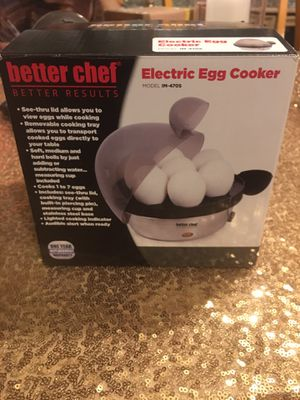 Electric eggs cooker for Sale in Los Angeles, CA