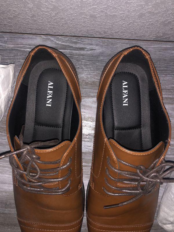 Alfani dress shoes 10.5
