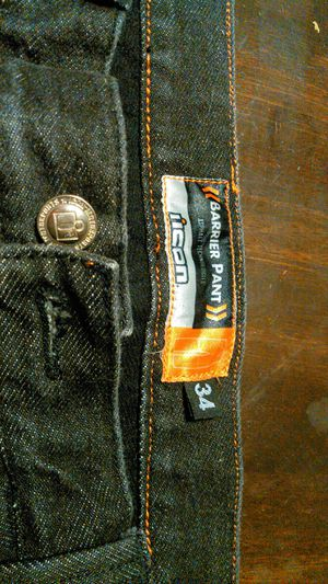 size34 Icon motorcycle jeans barrier asphalt technology for Sale in Pasadena, CA