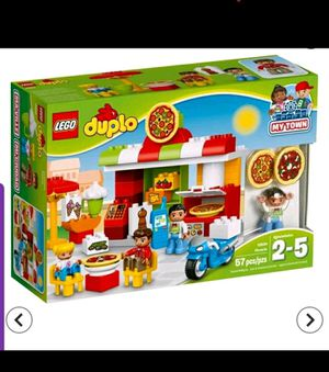 Lego duplo - pizzeria 57 pieces for Sale in West Covina, CA