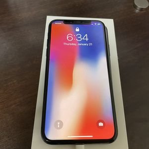 iPhone X - 256GB for Sale in Bergenfield, NJ