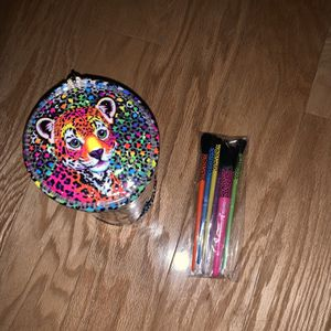 Morphe x Lisa Frank Brush Set for Sale in San Antonio, TX