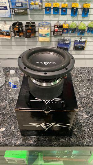 "SKAR Audio MA-8"" Sub-Woofer for Sale in Fresno, CA"