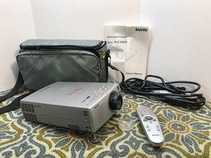 Sanyo Pro Media Prohector for Sale in Richmond, VA