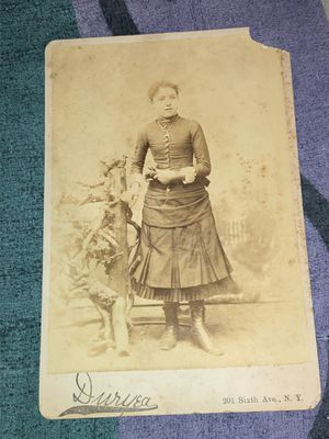 ANTIQUE CABINET CARD PHOTO for Sale in The Bronx, NY