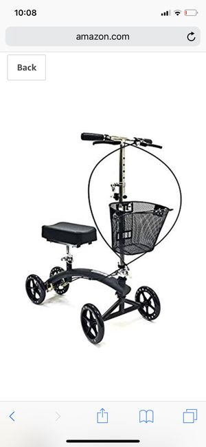 Knee scooter for Sale in Lake Ridge, VA