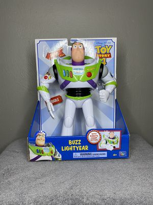 Toy story buzz light year action figure for Sale in Anaheim, CA