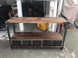 Tv stand antique heavy for Sale in New York, NY
