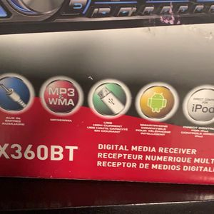 Pioneer Digital media receiver-car stereo for Sale in Boston, MA