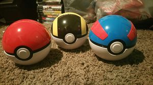 Pokemon Collectible Pokeballs for Sale in St. Petersburg, FL