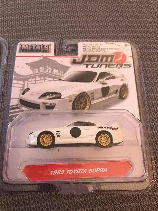 JDM Tuners Toyota Supra
