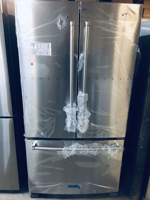 Kitchenaid French door stainless steel refrigerator for Sale in Columbus, OH