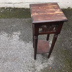 Antique Small Table for Sale in Baltimore, MD