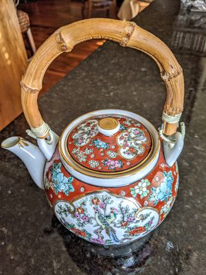 Aeicent Hand Painted Chinise Tea Pot for Sale in Tigard, OR
