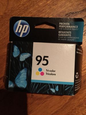 HP 95 Tricolor ink brand new for Sale in Union City, MI