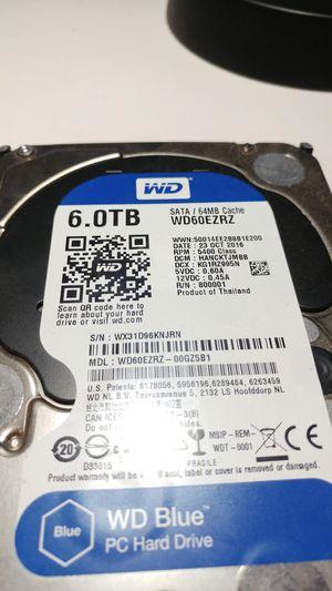 6tb hardrive disco duro for Sale in Cicero, IL