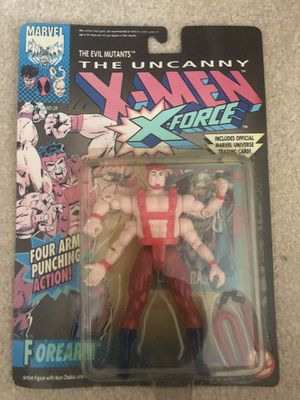 Toybiz X-men X-Force Marvel action figures for Sale in Stockton, CA