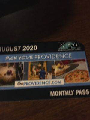 Bus pass for Sale in Pawtucket, RI