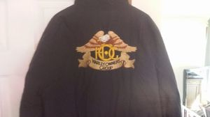 Mens Hog winter Harley Davidson motorcycle coat for Sale in North Providence, RI