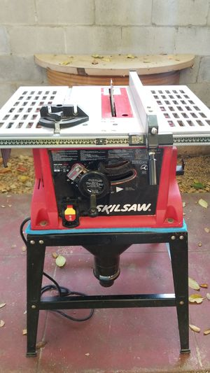 "Skil 3310 10"" 120V Table Saw - Works Great for Sale in San Mateo, CA"