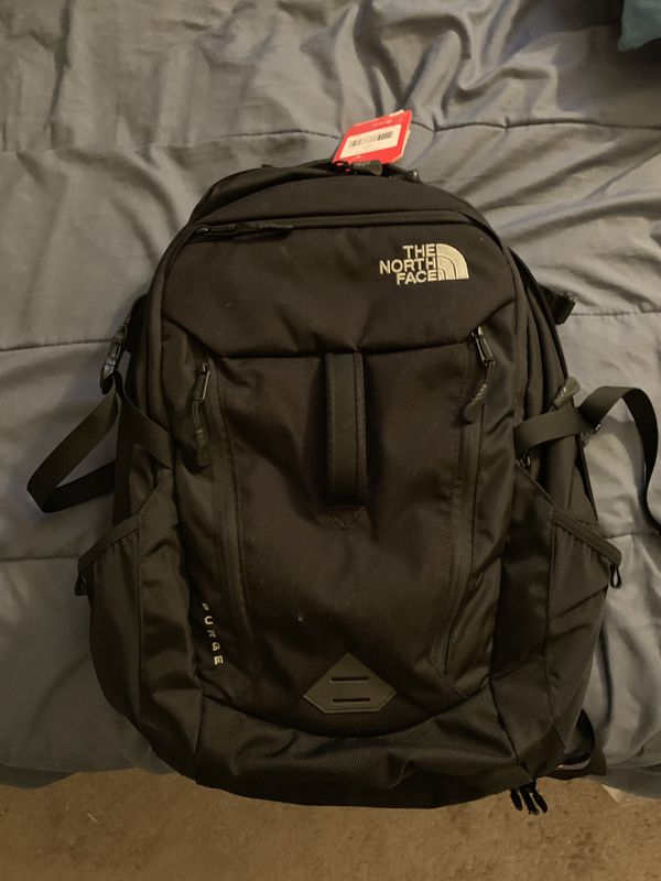 "The North Face Backpack 15"" - black"