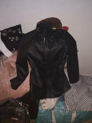 Men's Leather Jacket for Sale in Las Vegas, NV