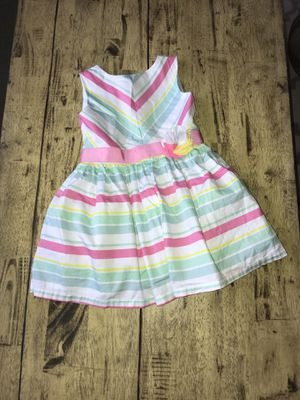 Carter's Toddler size 2T sleeveless dress for Sale in Woodinville, WA
