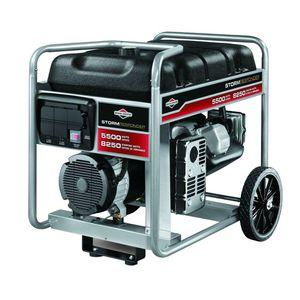 Briggs & Stratton 5,500-Watt Gasoline Powered Portable Generator for Sale in Santee, CA