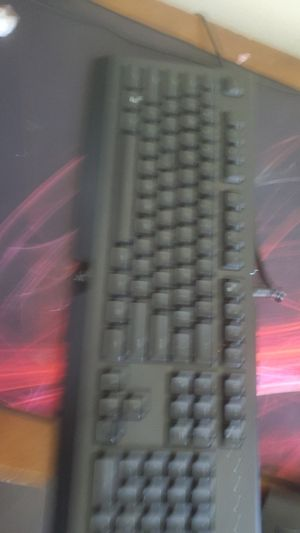 Led razor keyboard gaming for Sale in Vacaville, CA