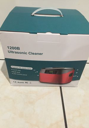Detachable ultrasonic cleaner for Sale in Lynwood, CA