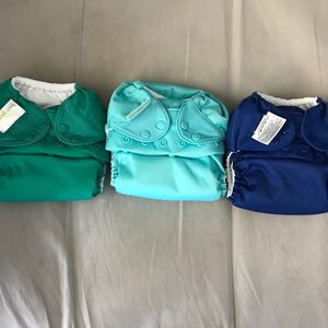Pre-owned BumGenuis Original 5.0 cloth diapers for Sale in Tempe, AZ