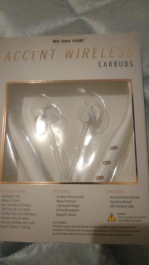 New wireless earbuds for Sale in Reidsville, NC