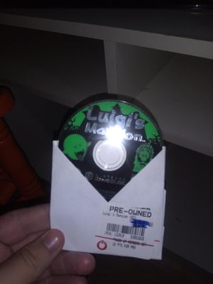 Luigi's Mansion GameCube for Sale in Spring Hill, FL