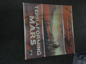 Terraforming Mars Board Game (2016) New Sealed for Sale in Walnut, CA